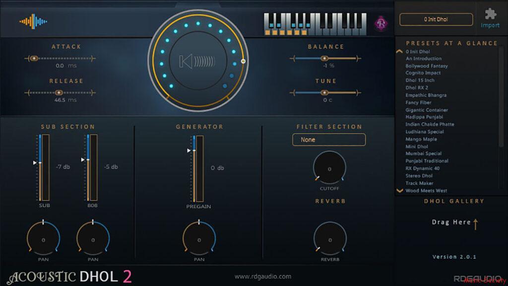 rdgaudio_acoustic_dhol_2_au_vst3_for_mac_pc_free_plugins