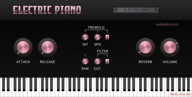 electric-piano